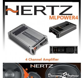 Hertz MLPOWER4 4 Channel...