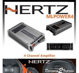 Hertz MLPOWER4 4 Channel...