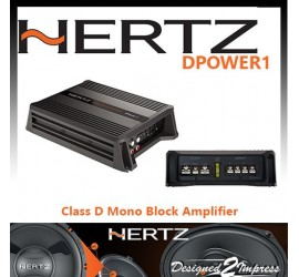 Hertz DPower1 Mono Block...