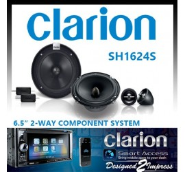 "Clarion SH1624S 6.5""..."