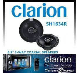 Clarion SH1634R 3-Way...