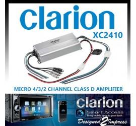 Clarion XC2410 4/3/2...