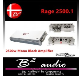 B2 Audio Rage 2500.1 Mono...