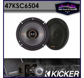 """Kicker 47KSC6504 6.5"""" 100..."""