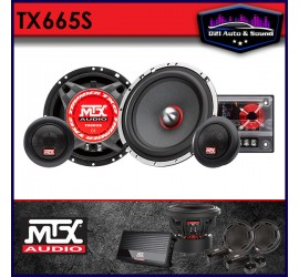 "MTX AUDIO TX6 6.5""..."