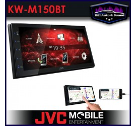 JVC KW-M150BT Double DIN...