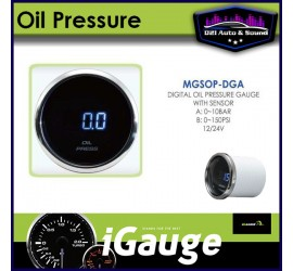 Digital Oil Pressure Gauge...