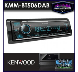 KENWOOD KMM-BT506DAB...
