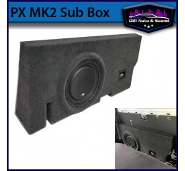 "PX2 Ranger Loaded 10"" Sub box"