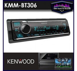 Kenwood KMM-BT306 Single...