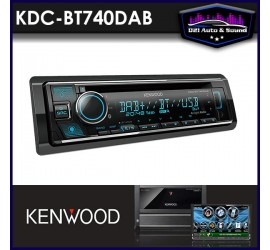 KENWOOD KDC-BT740DAB CD/...