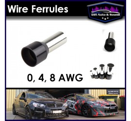 Bootlace Wire Ferrules...