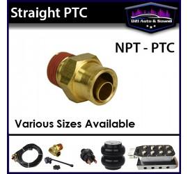 NPT - PTC Straight Male...