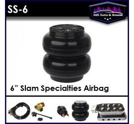 "Slam Specialties SS6 6"" Airbag"
