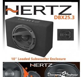 """Hertz DBX 25.3 Dieci 10""""..."""