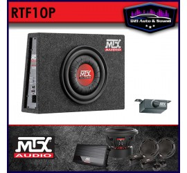 "MTX Audio Powered 10""..."