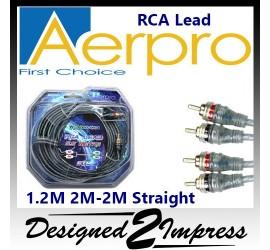 1.2m rca lead 2m-2m MX120...