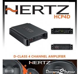 HCP4D 4 CHANNEL D-CLASS...