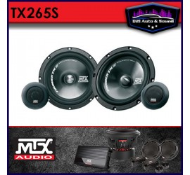 "MTX Audio  TX265S 6.5""..."