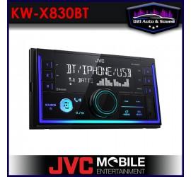 JVC KW-X830BT Double Din...