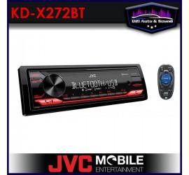 JVC KD-X272BT Single Din...