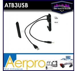 ATB3 Facia with USB to suit...