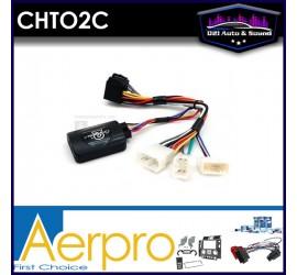 CHTO2C Steering wheel...