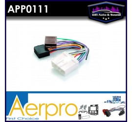 APP0111 Primary iso harness...