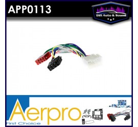 APP0113 Primary iso harness...