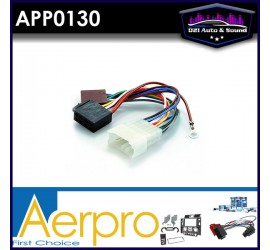APP0130 Primary iso harness...