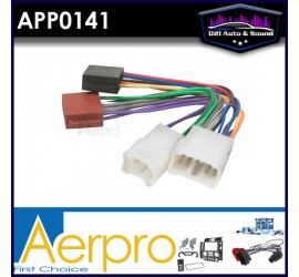 APP0141 Primary iso harness...