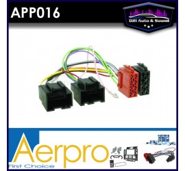 APP016 Primary iso harness...