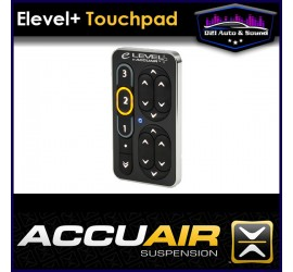 Accuair Elevel+ Touchpad